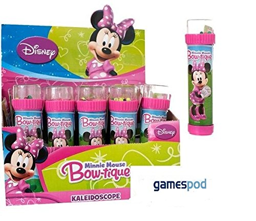 Minnie Mouse Bow-Tique caleidoscopio [Toy] - Mouse Bow