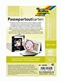 folia 130560 - Passepartouts mit rechteckiger Stanzung, ca. 10,5 x 15 cm, 5...