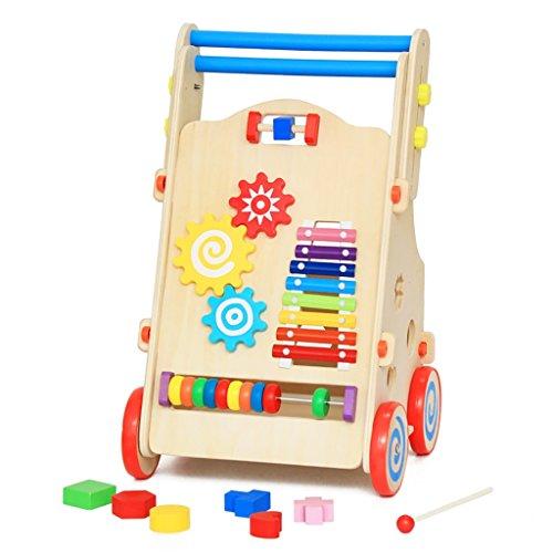 Baby-Wanderer Baby-Wanderer / 1-3 Jahre alt Baby-Multifunktions-Walker / um Rollover Walker zu verhindern / kann Heben und Down Walker