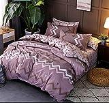 Best queen comforter set - Magnetic Shadow Glace Cotton AC Comforter Duvet Set Review