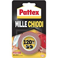 Pattex, 1415580, Millechiodi Tape