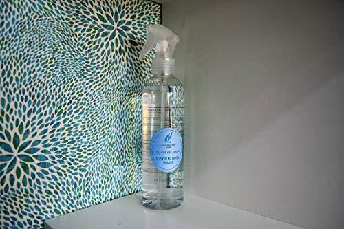 HYPNO CASA Parfüm für Textilien Muschio Rosa Wash 250ml