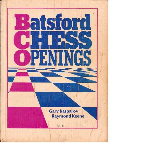 Batsford Chess Openings (A Batsford chess book)