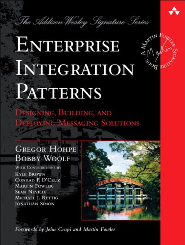 Enterprise Integration Patterns: Designing, Building, and Deploying Messaging Solutions (Addison-Wesley Signature Series (Fowler)) (English Edition)