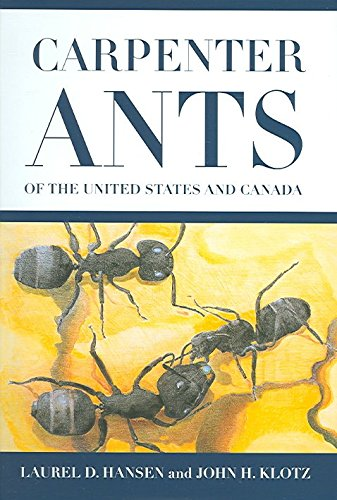carpenter-ants-of-the-united-states-and-canada-by-author-laurel-d-hansen-published-on-april-2005