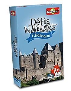 Bioviva Défis Nature-282666-Cartas de Castillos-Color Azul (Idioma español no garantizado)