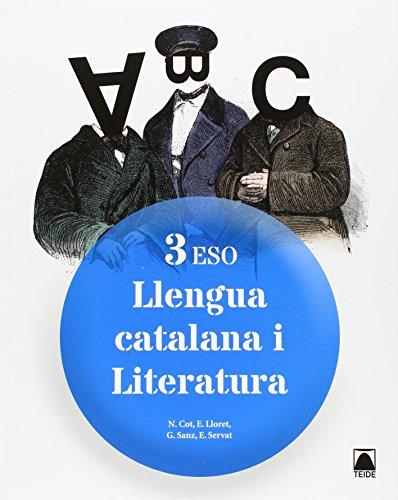 Llengua catalana i literatura, 3 ESO por Núria . . . [et al. ] Cot Escoda