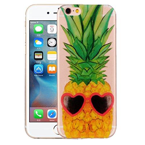 Phone case & Hülle Für iPhone 6 Plus / 6s Plus, Macarons Pattern IMD Workmanship Soft TPU Schutzhülle ( SKU : IP6P0887B ) IP6P0887G