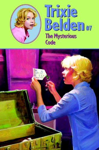 The Mysterious Code (Trixie Belden)