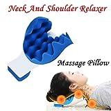 Nacken und Schulter Relaxer Nacken Schmerzlinderungs Massage Kissen Hals Stützkissen