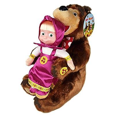 Mascha und der Bär SET / Masha i Medved