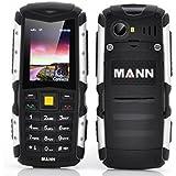 HAMSWAN Telefono Moviles Impermeable Bluetooth2.1 Telefono a Prueba de Agua y Polvo y Golpes Resistente a los Golpes y al Polvo Telefono Sumergible 2