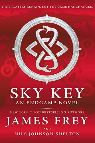 Endgame: Sky Key by James Frey (2015-10-06)