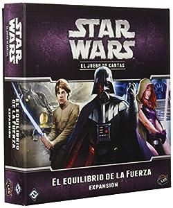 Edge Entertainment - Star Wars LCG: El Equilibrio De La Fuerza, Juego de Mesa (SWC09)