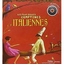 Les plus belles comptines italiennes (1CD audio) (Album CD)