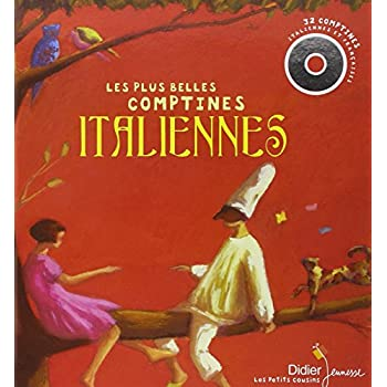 Les plus belles comptines italiennes (1CD audio)