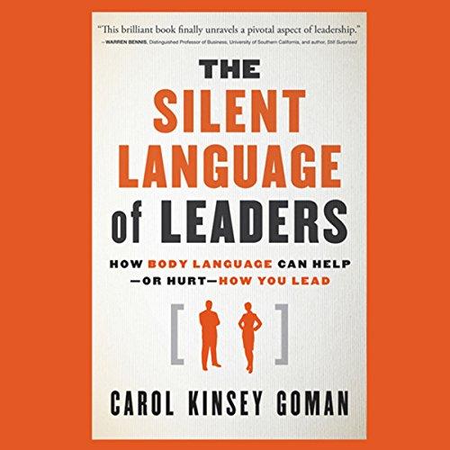 The Silent Language of Leaders  Audiolibri