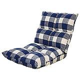 Lechuang Home YX Shop Liege Sofa, Einfacher Einfacher Sofa Stuhl, Faltbares Schlafzimmer Sofa, Waschbares Boden Sofa * (Farbe : 3#)