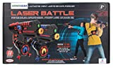 Best Laser Tag Guns - Connected to arpèje – Toys Battle, Laser Gaming, Red/Blue Review