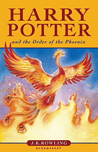 Harry Potter and the Order of the Phoenix (Book 5) (Vintage Harry-potter-bücher)