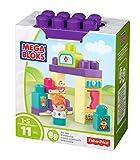 Mega Bloks DYC55 Tierärztin Spielset