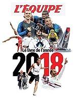 Le livre de l'année 2018 de L'Équipe L'ÉQUIPE