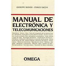 MANUAL DE ELECTRONICA Y TELECOMUNICACION (TECNOLOGÍA-INGENIERÍA)