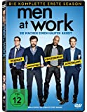 Men at Work - Die komplette erste Season [2 DVDs]