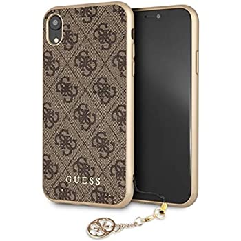GUESS Guess Triangle Original Leather Back Case for