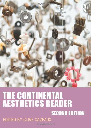 The Continental Aesthetics Reader by unknown (2011) Paperback