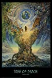 Tree of Peace von Josephine Wall Kunstdruck