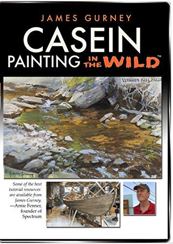 Preisvergleich Produktbild Casein Painting in the Wild