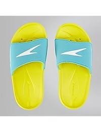 Speedo Atami Core Slide, Zapatos de Playa y Piscina Unisex Niños