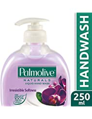 Palmolive Naturals Hand Wash Black Orchid and Milk - 250 ml Pump