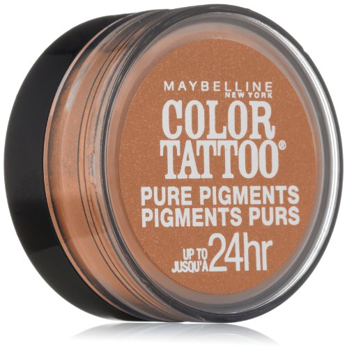 MAYBELLINE COLOR TATTOO PURE PIGMENTS EYE SHADOW #60 BUFF & TUFF