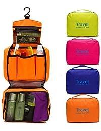 Deziredeal Multicolour Toiletry Bag