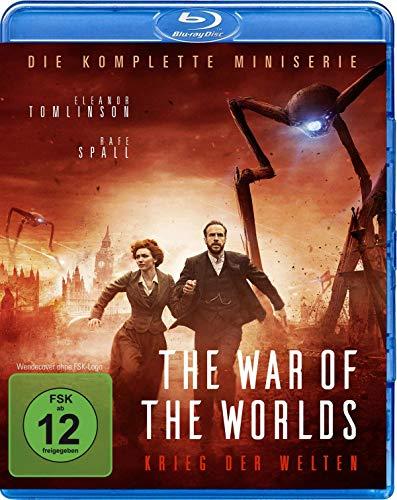 The War of the Worlds - Krieg der Welten [Blu-ray]
