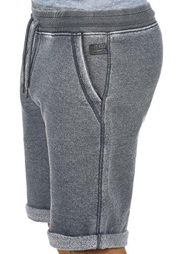 BLEND Jonny - Pantaloncini da Uomo Ebony Grey (75111)
