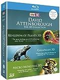 David Attenborough-3d Collection [Blu-ray] [Import anglais]...