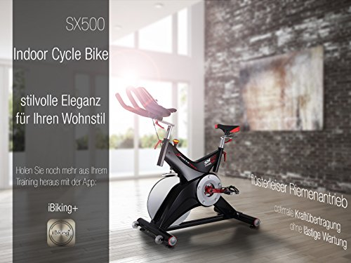 Sportstech Profi Indoor Cycle SX500 - 6