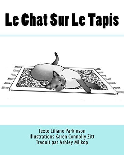 Le Chat Sur Le Tapis