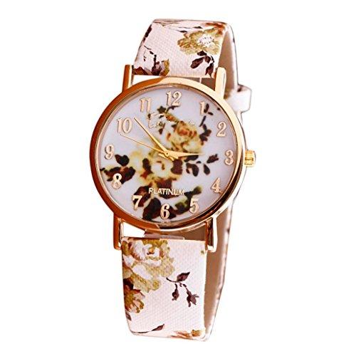 familizo-womens-flower-patterns-leather-band-analog-quartz-vogue-wrist-watches-yellow