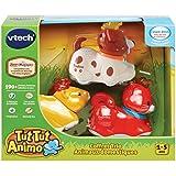 Vtech - 242805 - Tut Tut Animo - Coffret Trio Domestique - Chat - Chien - Hamster