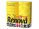 Renova Deco Double Face 2 Rolls (2Ply) ,...