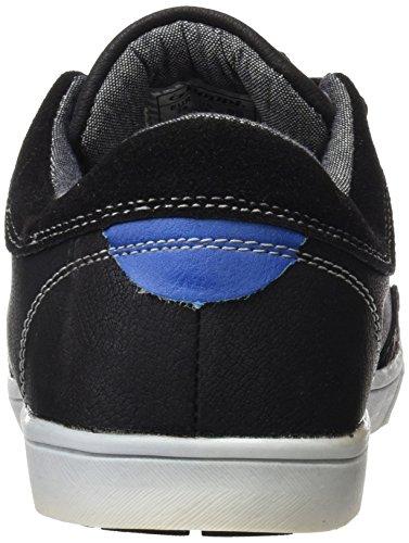 Beppi Casual, Chaussures de sport mixte adulte Noir (Black)
