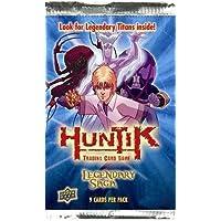 huntik Legendary Saga Booster Pack (en alemán)