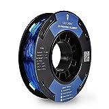 SainSmart Kleine Spule 1.75mm TPU Flexible 3D Filament 250g, Maßgenauigkeit +/- 0,05 mm, Shore 95A (Blue)