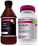 Forskolin Pure Plectranthus Forskohlii Root Standardized to 20% for Weight Loss, Dr. Oz Highly empfohlene Product for Fat Burning and Melting Belly Fat. The Best Forskolin Product on the market. 250mg Yielding 50mg of Active Forskolin. Works ausgezeichneten Raspberry Ketones and Green Coffee Bean Extract. This Offer IS FOR ONE BOTTLE Manufactured In A USA Based GMP Organic Certified FACILITY and Third Party Tested for Purity Wahre. Ist die Liebe. 60Kapseln per Bottle. Full Money Back Guarantee. Forskolin + Yacon