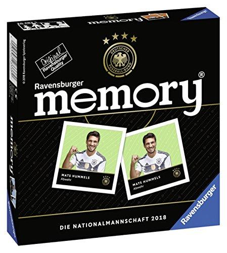 Ravensburger 26783 Memory Die Nationalmannschaft 2018