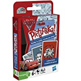 Hasbro–Pictureka cars Card Game [Parent] Italienische Version mehrfarbig